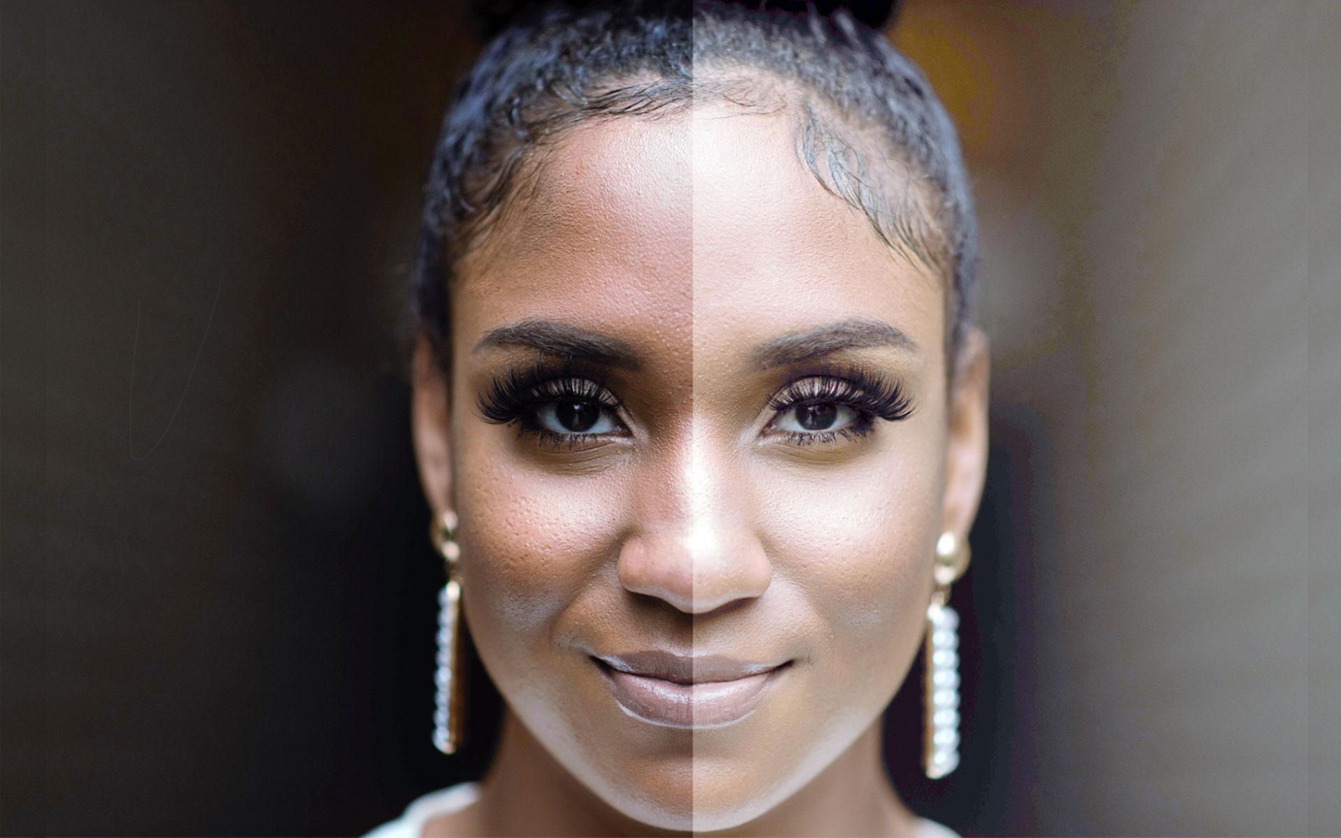 Sai perché il tuo viso è asimmetrico?